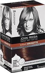 John Frieda Precision Foam Hair Colour, Medium Natural Brown 5N, 2