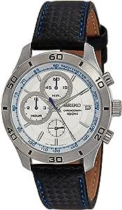 Seiko Men's Quartz Watch with SSB191P1