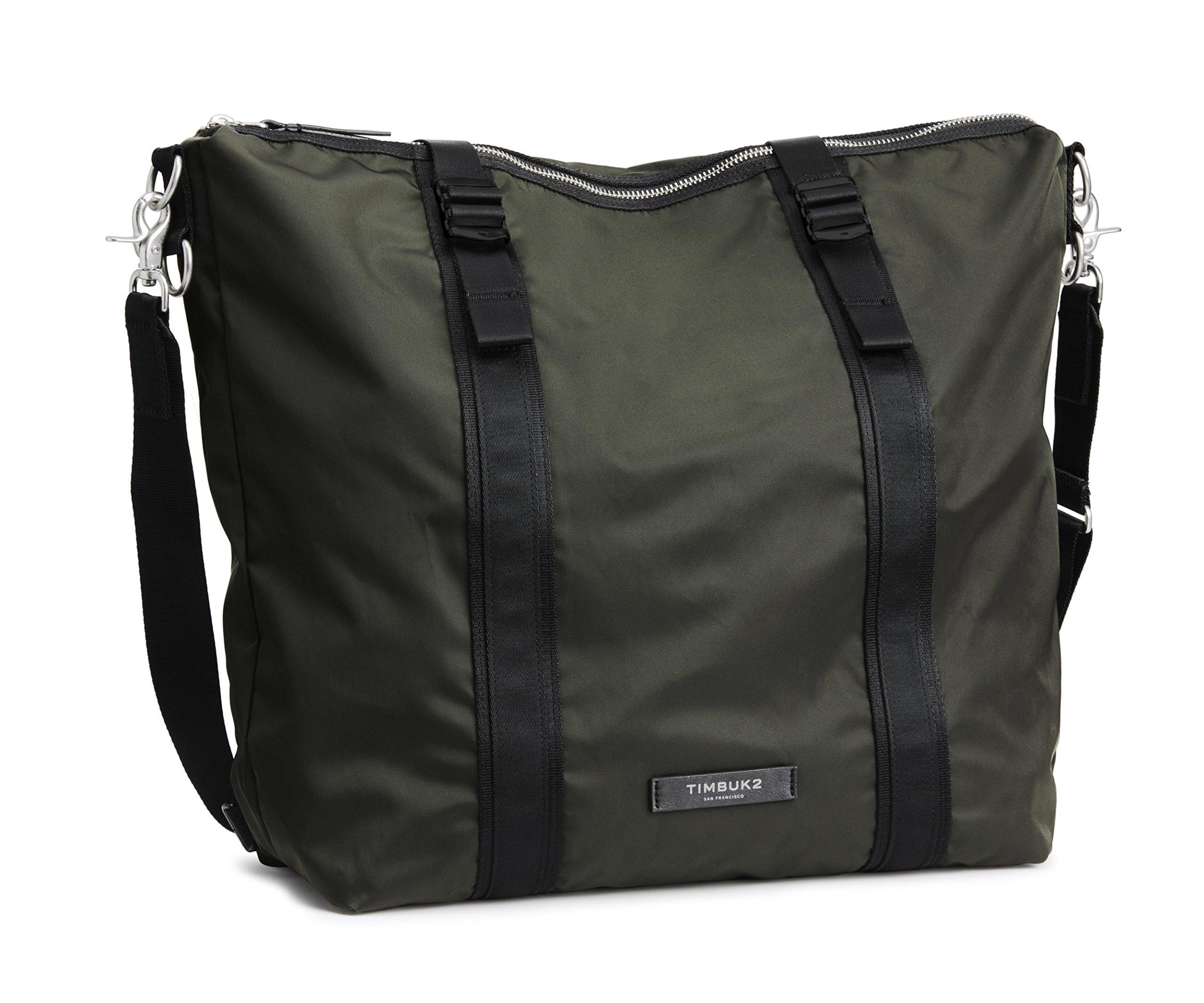 Timbuk2 Parcel Tote Shoulder Bag, One Size, Army by Timbuk2
