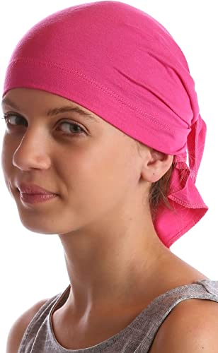 Bandana zur/ückbinden Deresina Unisex Bandana Fur Haarverlust Dreieck Krebs Chemo