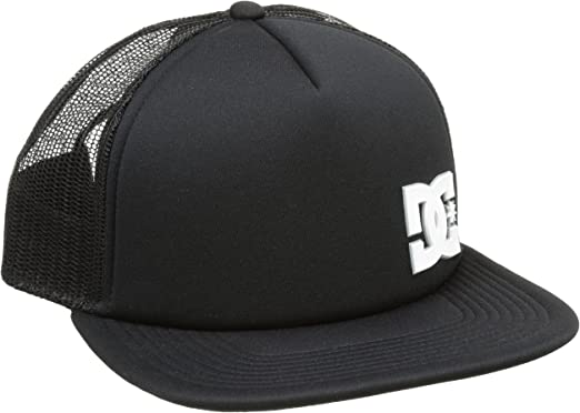 DC Shoes Madglads Gorra, Hombre, Negro (Anthracite Solid), Talla ...