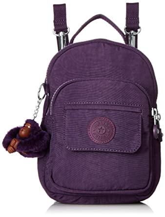 Amazon.com  Kipling Alber 3-in-1 Convertible Minibag Backpack 7c298d069a4b1