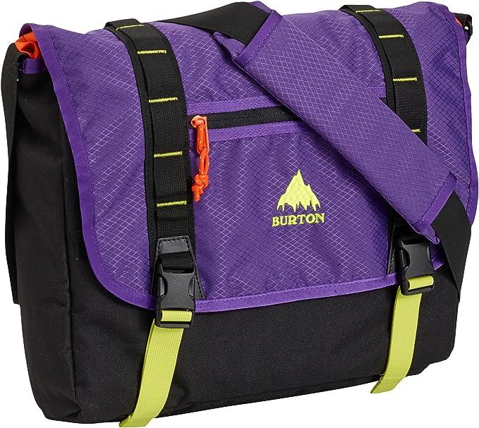 ef44c2833a602 Burton Flint Messenger Bag Sz 20L  Amazon.ca  Clothing   Accessories