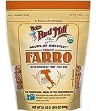 Bob's Red Mill Organic Farro Grain, 24-ounce (Pack of 4)