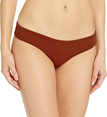 Maaji Womens Sublime Reversible Chi Chi Cut Bikini Bottom Swimsuit Bikini Bottoms