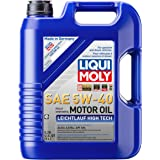 Liqui Moly 2332 Leichtlauf High Tech 5W-40 Engine Oil - 5 Liter