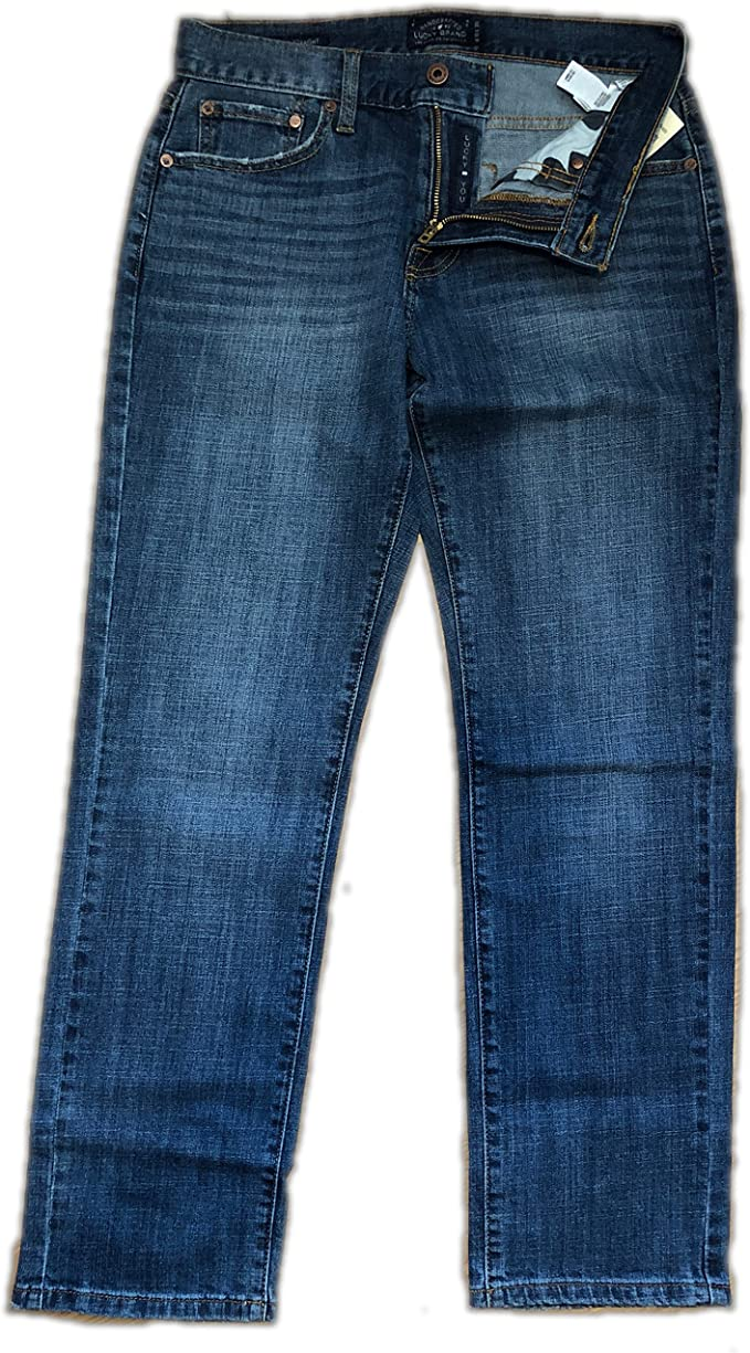 Lucky Brand Men/'s 221 Original Straight Fit Jeans