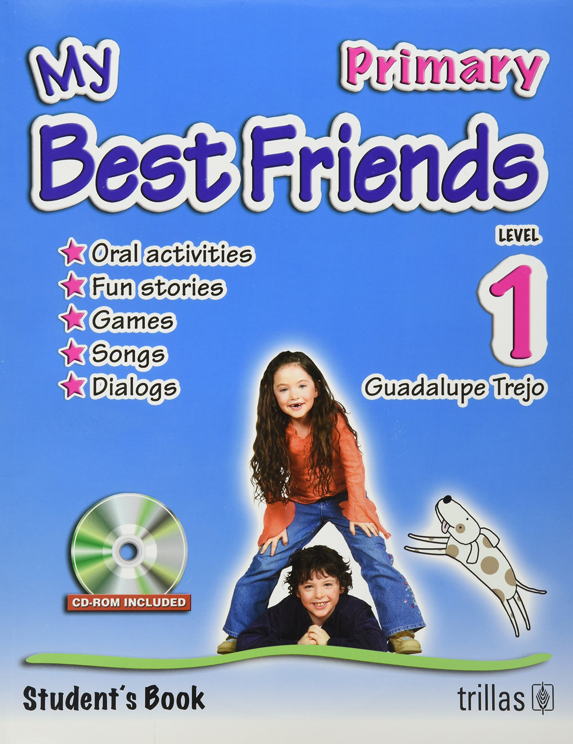 Download My Best Friends: Student's Book, Level 1, Primary (Spanish Edition) pdf epub