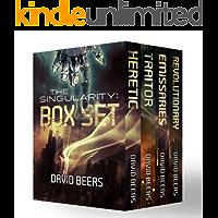 The Singularity: Box Set (Books 1-4)