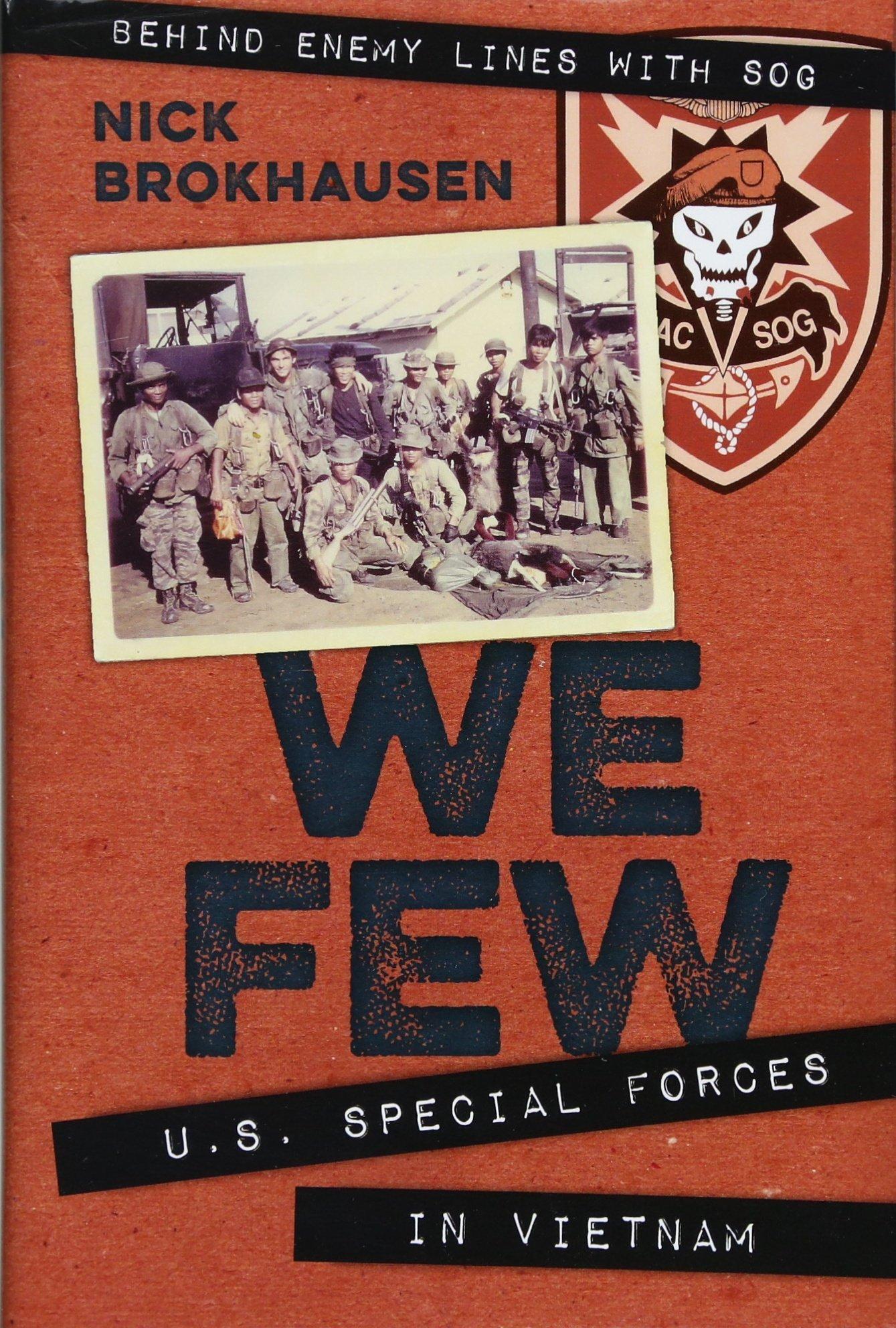 Amazon com: We Few: U S  Special Forces in Vietnam