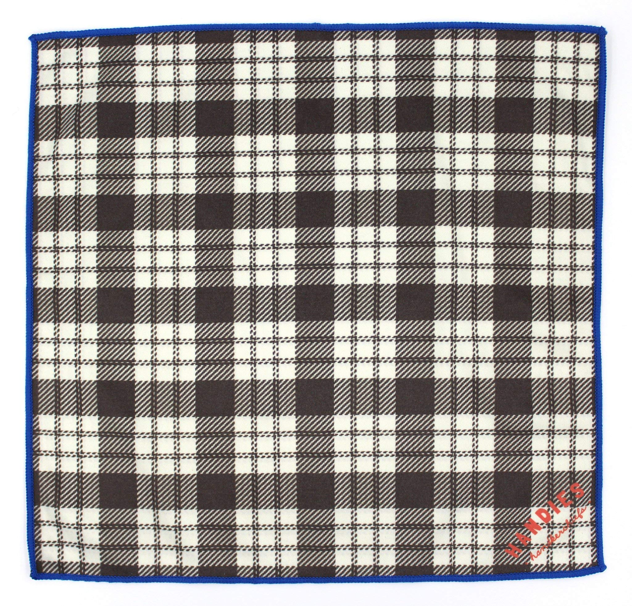Handies Handkerchiefs Microfiber Not So Squares Hankies Cleaning Cloth Pocket Square (12'' x 12'')
