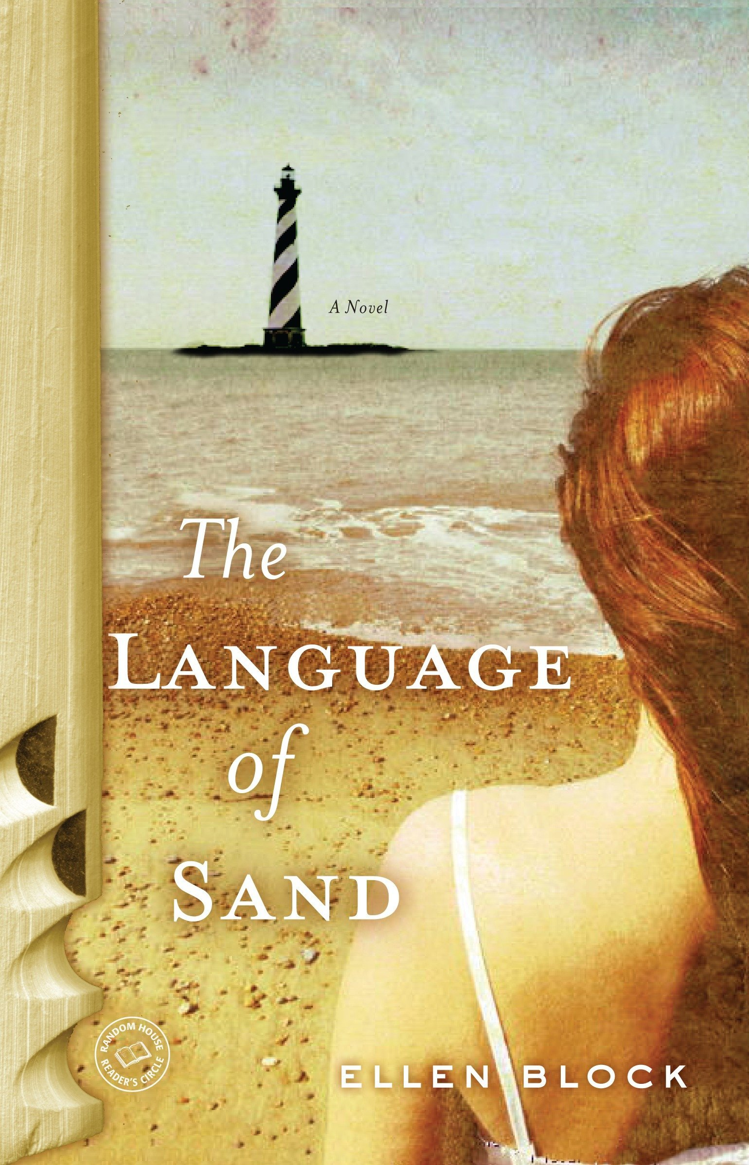 The Language of Sand: A Novel by Bantam