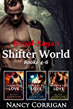 Kagan Wolves: Shifter World: Royal-Kagan series books 4-6