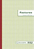 Exacompta 3288E Factures avec TVA 29,7/21 50 Feuillets Triples Autocopiants