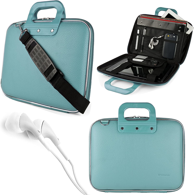 Tablets up to 10.5 inches with Headphones iPad Mini iPad Pro 11 Cady Messenger Bag for iPad Air iPad 9.7 iPad Pro 10.5