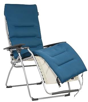 Lafuma Gepolsterte Air Comfort Auflage Für Relax Liegestühle Blau
