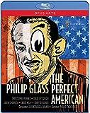 Glass: The Perfect American [Chrisopher Purves, David Pittsinger, Donald Kaasch] [Opus Arte: OABD7129D] [Blu-ray] [2013] [Region Free]