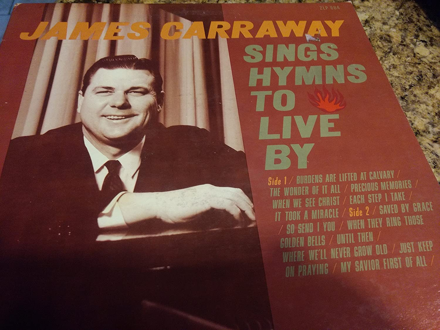 James Carraway - James Carraway Sings Hymns to Live By