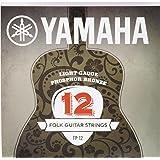 Yamaha FP12Strings for Acoustic Guitar Steel
