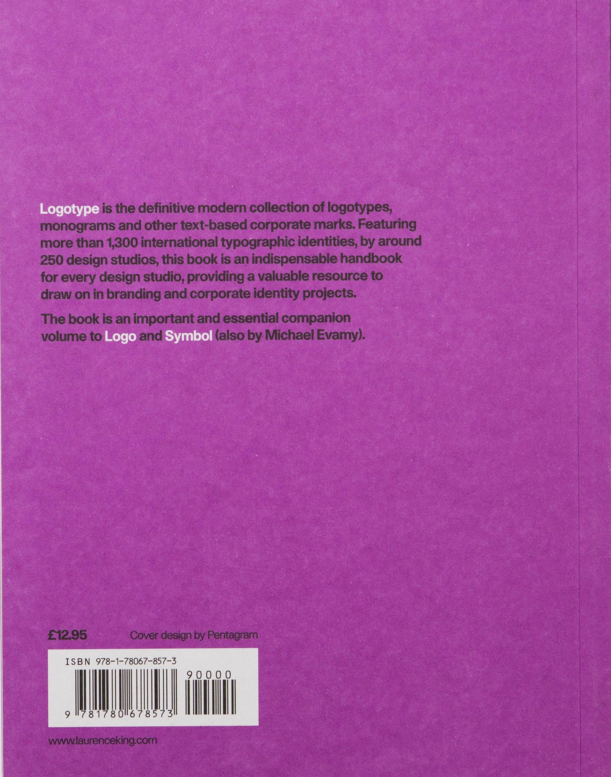 Logotype mini michael evamy 9781780678573 amazon books buycottarizona