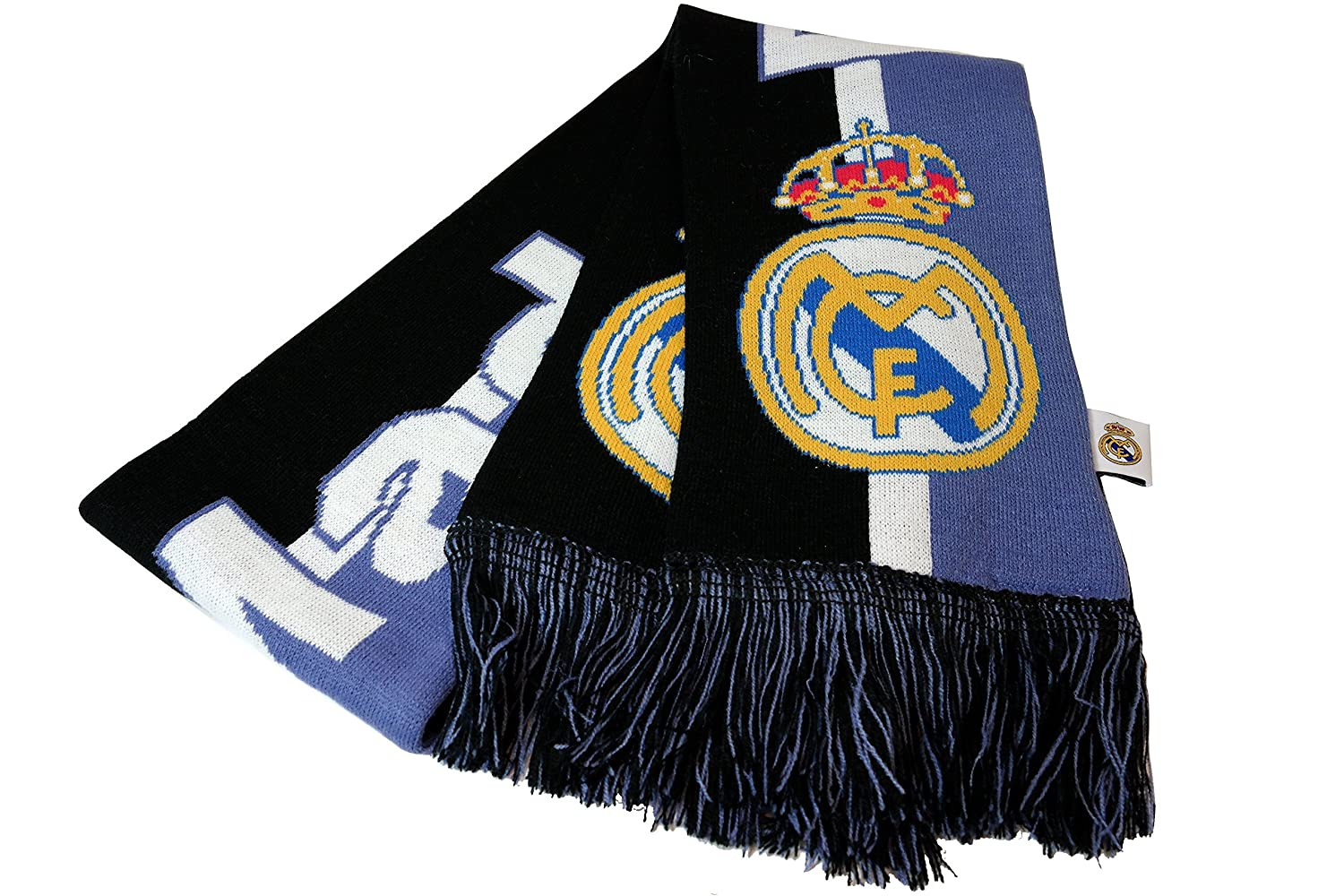 Real Madrid C.F Authentic Official Licensed Product Soccer Scarf