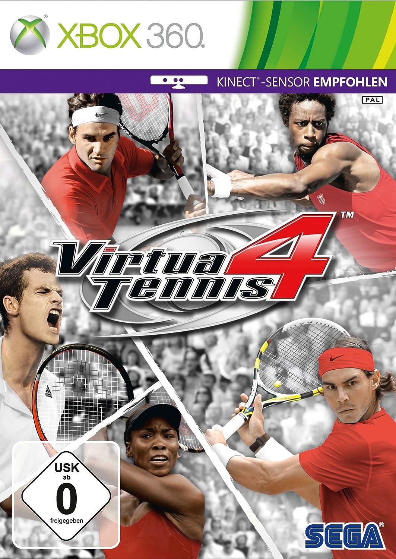 Virtua Tennis 4 (Kinect empfohlen) [Importación alemana]: Amazon.es: Videojuegos