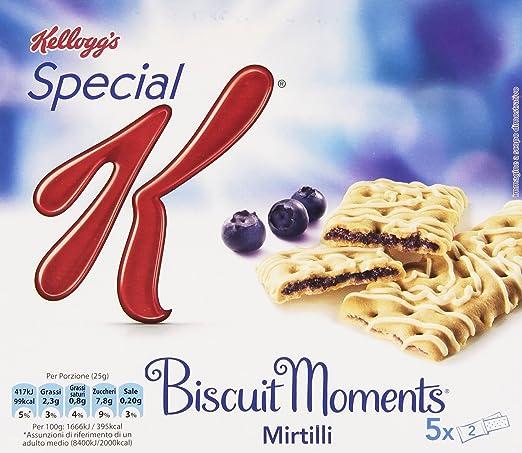 6 opinioni per Kellogg'S- Special K Biscotti Mirtillo