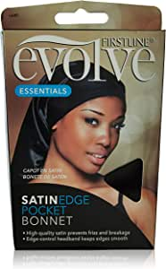 Evolve Satin Edge Pocket Bonnet