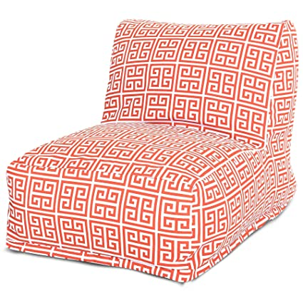 Amazon.com: Majestic Home Goods Towers Bean Bag Chair Lounger ...