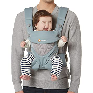 Ergobaby 360 All Positions Ergonomic Baby Carrier**12 to 45 lbs**FREE SHIPPING!!