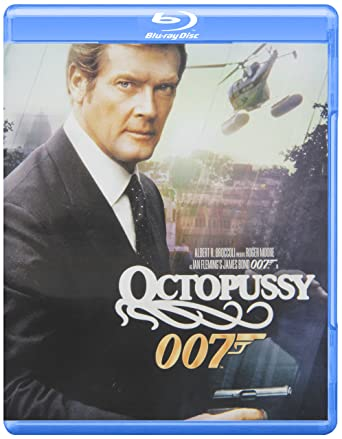 Image result for Octopussy blu ray