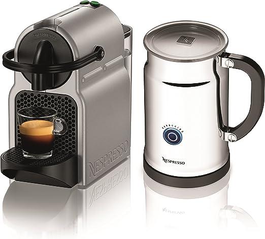 Amazon.com: Máquina de expreso Nespresso Inissia por ...