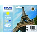 Epson C13T70244010 - Cartucho de tinta, amarillo