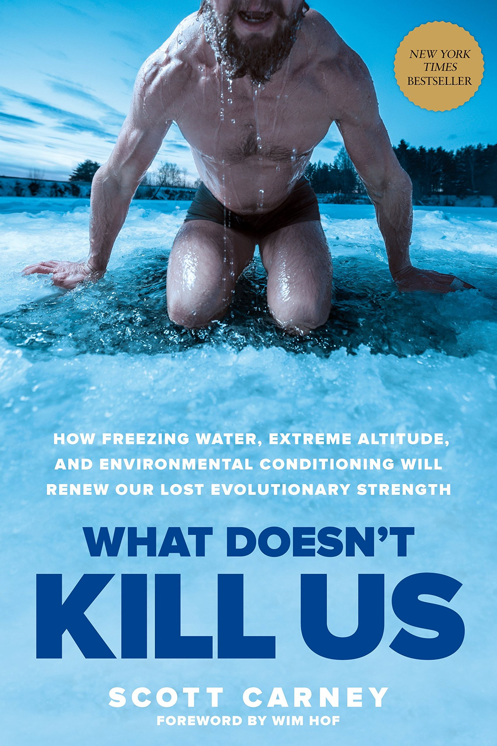 What Doesn't Kill Us: How Freezing Water, Extreme Altitude, and Environmental Conditioning Will Renew Our Lost Evolutionary Strength pdf