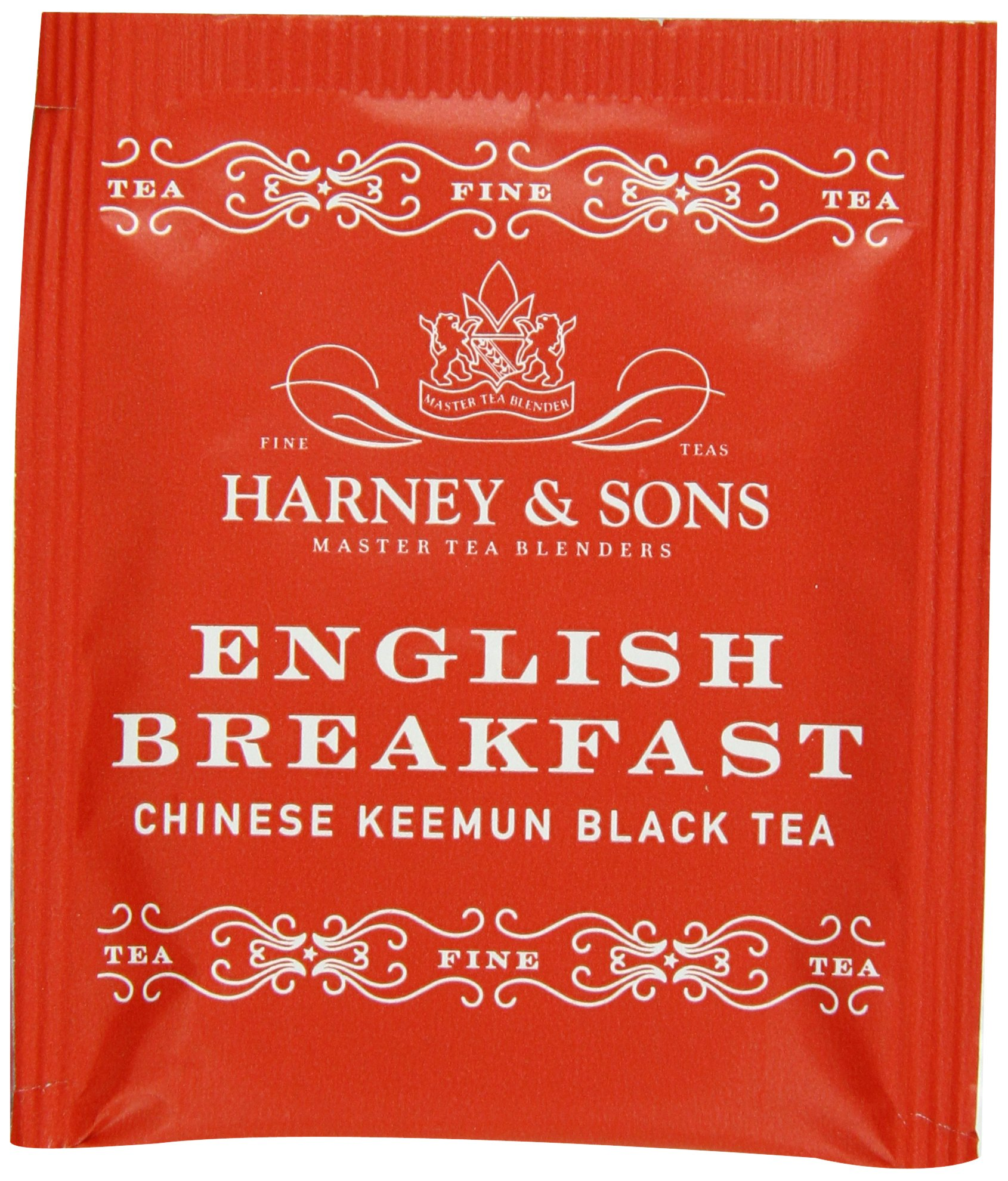 Harney & Sons English Breakfast Tea 100g / 3.57 oz (50 Tea Bags) by Harney & Sons