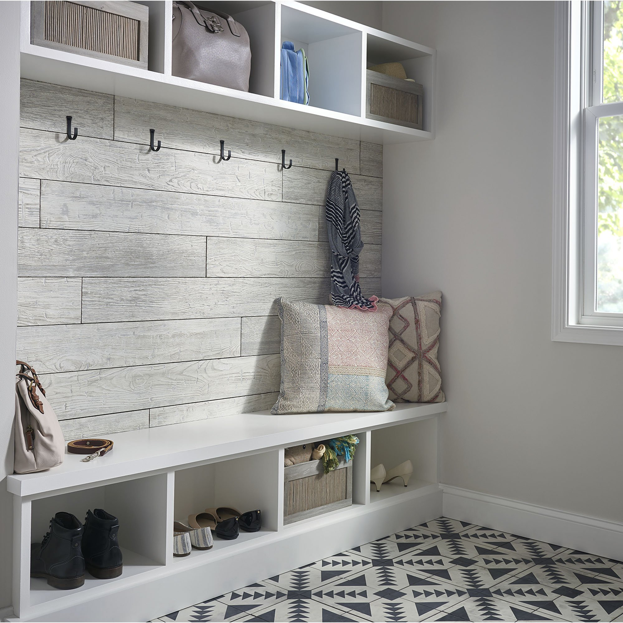 Rustic Wall Planks by DPI, Cottonwood