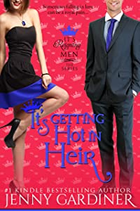 It's Getting Hot in Heir (It's Reigning Men Book 7)