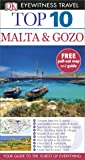 Malta and Gozo: Eyewitness Top 10 Travel Guide