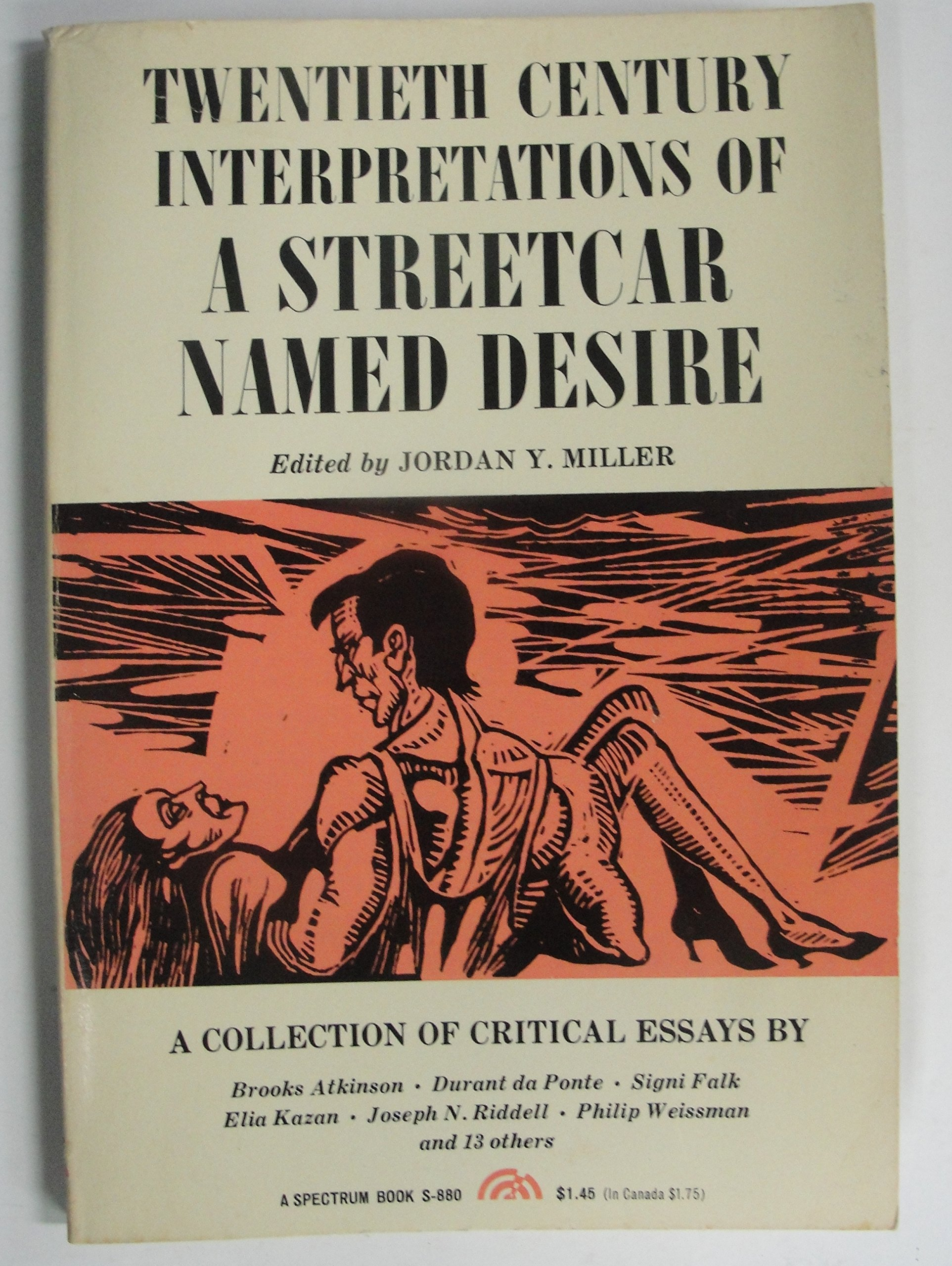 Williams Streetcar Named Desire A Collection Of Critical Essays  Williams Streetcar Named Desire A Collection Of Critical Essays Th  Century Interpretations Jordan Yale Miller  Amazoncom  Books Population Essay In English also English Literature Essay Topics Kids Wood Table And Chairs