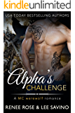 Alpha's Challenge: An MC Werewolf Romance (Bad Boy Alphas Book 4) (English Edition)