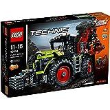 レゴ (LEGO) テクニック CLAAS XERION 5000 TRAC VC 42054