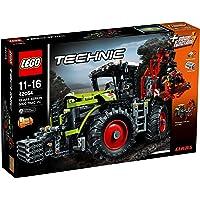 Lego 42054 - Technic - Jeu de construction - CLAAS XERION 5000 TRAC VC