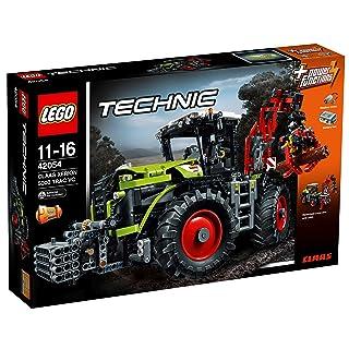 Lego Technic Technic Claas Xerion 5000 Trac VC Costruzioni Gioco Bambina Giocattolo 505, Colore Vari, 42054 Lego Italy