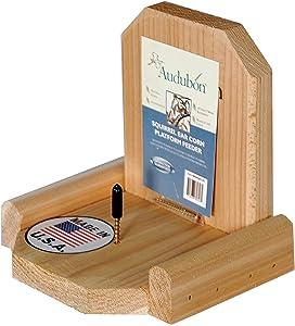 Woodlink NASQPLAT Audubon Squirrel Platform Feeder