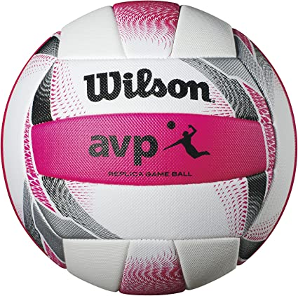 Wilson WTH6027XB Pelota de Voleibol AVP II Replica Cuero sintético ...