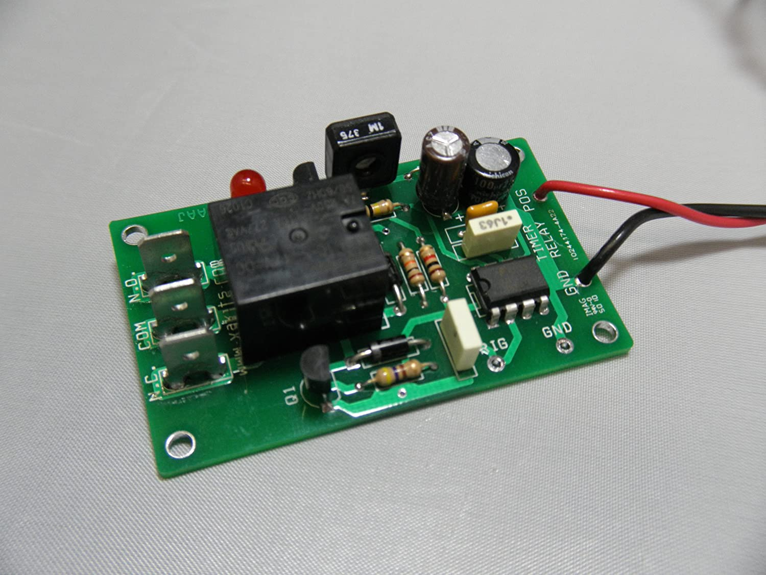 Nightfire Timer With Relay Kit 1745 Electrical Timers Circuit