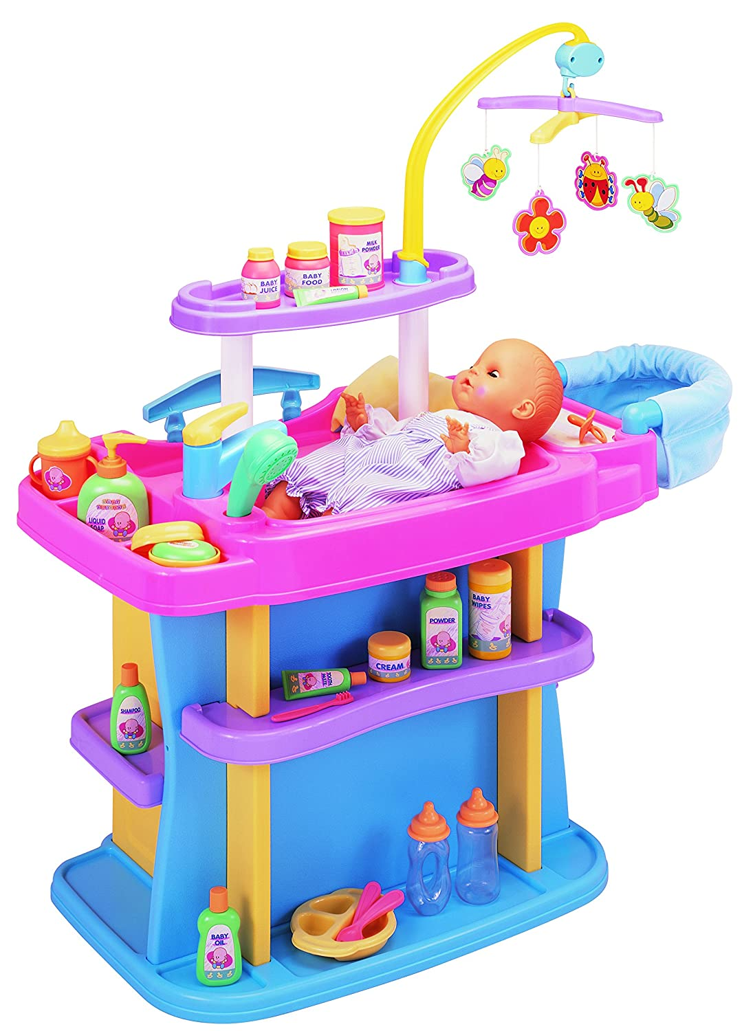 Toy Baby Doll Center : Graco baby doll furniture sets product family