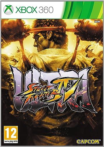 Ultra Street Fighter IV (Xbox 360): Amazon co uk: PC & Video