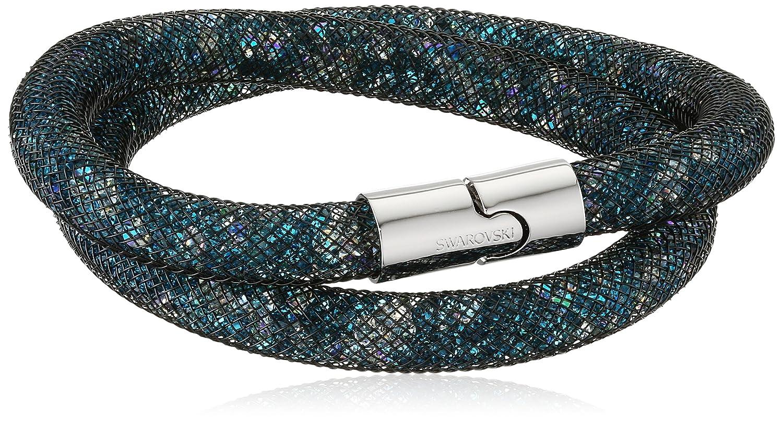 86ff758368e0e Swarovski Stardust Green Double Bracelet - 5221611