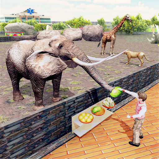 Virtual Family Zoo Simulator: Wildlife Animal Games For Kids (Best Dog Games For Android)